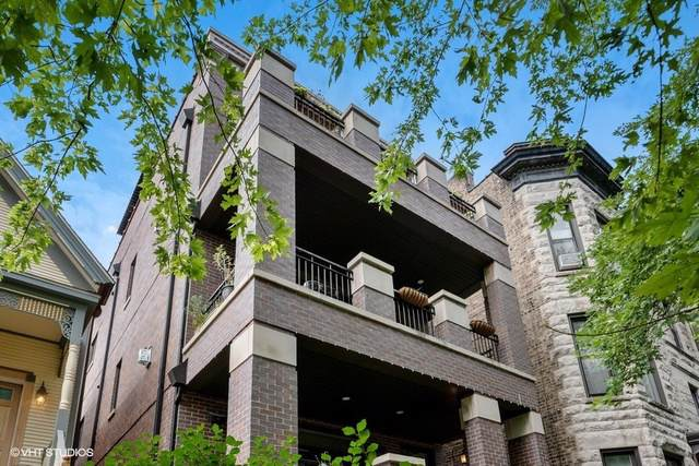 3214 N Seminary Avenue #3, Chicago, IL 60657 (MLS #10577389) :: Property Consultants Realty