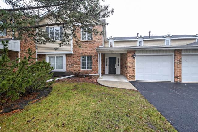 740 Cherrywood Lane C, Willowbrook, IL 60527 (MLS #10577392) :: Property Consultants Realty