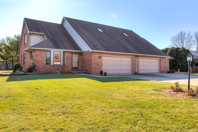 1321 Dickens Court, MONTICELLO, IL 61856 (MLS #10577438) :: Littlefield Group