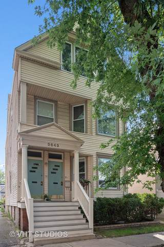 3643 N Hoyne Avenue #1, Chicago, IL 60618 (MLS #10577455) :: Property Consultants Realty