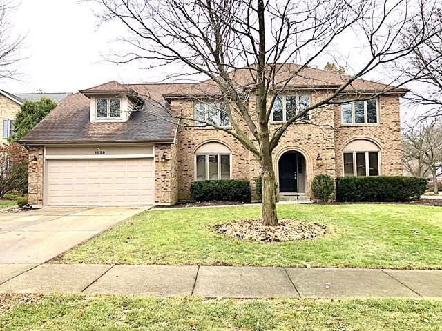 1129 Dartmoor Court, Naperville, IL 60540 (MLS #10577470) :: Property Consultants Realty