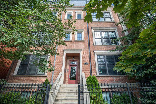 1713 Sheffield Avenue, Chicago, IL 60614 (MLS #10577483) :: Property Consultants Realty