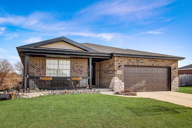 24409 S Clydesdale Court, Manhattan, IL 60442 (MLS #10577497) :: Property Consultants Realty