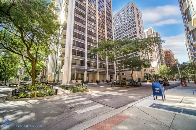 222 E Pearson Street #2009, Chicago, IL 60611 (MLS #10577590) :: The Dena Furlow Team - Keller Williams Realty