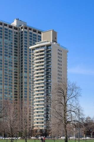 3470 N Lake Shore Drive 10C, Chicago, IL 60657 (MLS #10577599) :: Property Consultants Realty