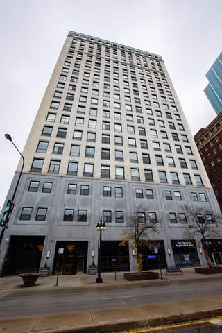 910 S Michigan Avenue #1115, Chicago, IL 60605 (MLS #10577614) :: Property Consultants Realty