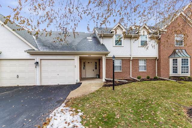 2830 Meadow Lane W2, Schaumburg, IL 60193 (MLS #10577624) :: Property Consultants Realty