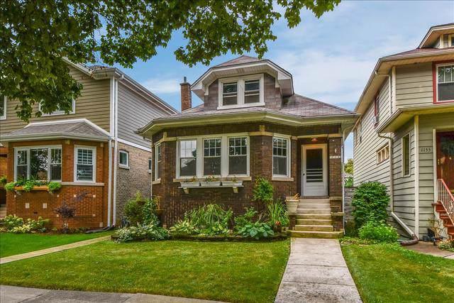 1157 S Cuyler Avenue, Oak Park, IL 60304 (MLS #10577635) :: The Dena Furlow Team - Keller Williams Realty