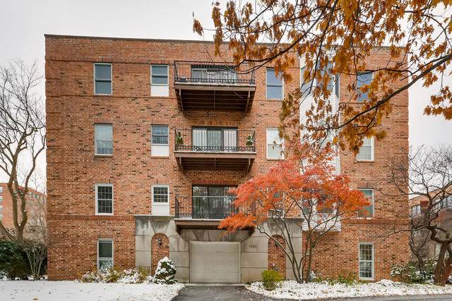 1730 Hinman Avenue 2D, Evanston, IL 60201 (MLS #10577693) :: Property Consultants Realty