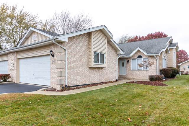 7346 163rd Street, Tinley Park, IL 60477 (MLS #10577731) :: Property Consultants Realty
