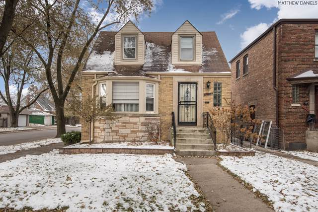 7156 S Whipple Street, Chicago, IL 60629 (MLS #10577732) :: The Dena Furlow Team - Keller Williams Realty