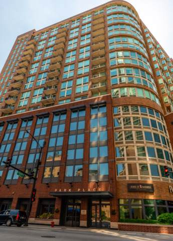 600 N Kingsbury Street #1205, Chicago, IL 60654 (MLS #10577749) :: Property Consultants Realty