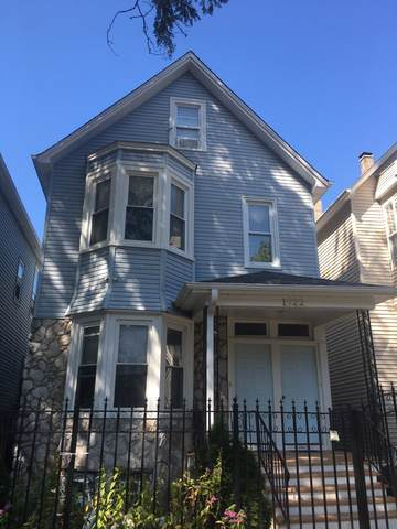 1922 N Whipple Street #1, Chicago, IL 60647 (MLS #10577754) :: BNRealty