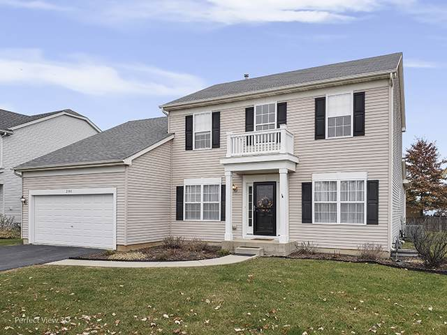 2300 Hagaman Lane, Montgomery, IL 60538 (MLS #10577759) :: O'Neil Property Group