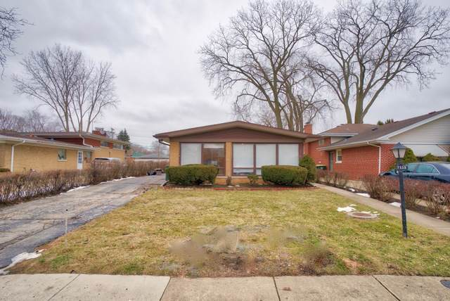 7339 N Keystone Avenue, Lincolnwood, IL 60712 (MLS #10577817) :: The Perotti Group | Compass Real Estate