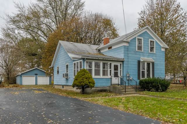 602 W Center Street, Sandwich, IL 60548 (MLS #10577850) :: The Wexler Group at Keller Williams Preferred Realty
