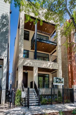 1214 W Hubbard Street #1, Chicago, IL 60642 (MLS #10577890) :: Property Consultants Realty