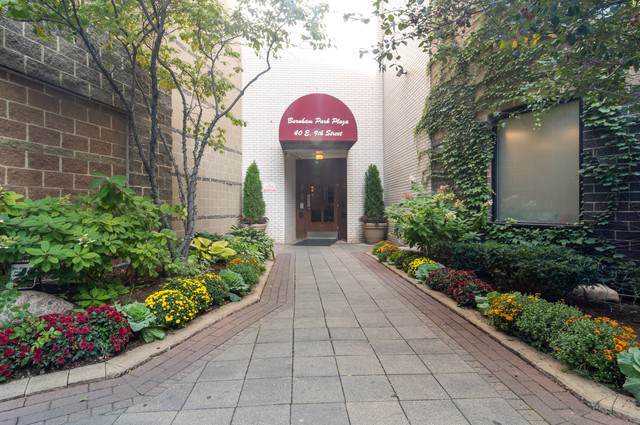 40 E 9TH Street #1414, Chicago, IL 60605 (MLS #10577905) :: Property Consultants Realty