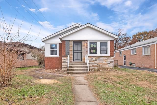 14536 University Avenue, Dolton, IL 60419 (MLS #10577912) :: Berkshire Hathaway HomeServices Snyder Real Estate
