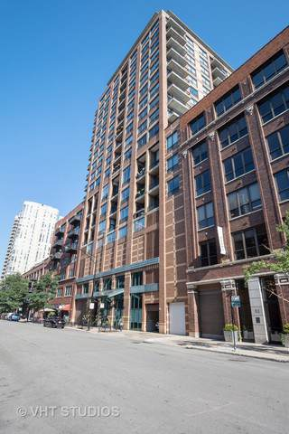 400 W Ontario Street #513, Chicago, IL 60654 (MLS #10577951) :: Property Consultants Realty