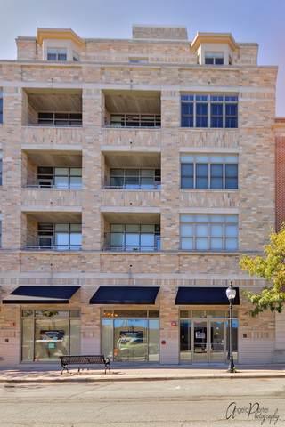 10 S Dunton Avenue #215, Arlington Heights, IL 60005 (MLS #10577964) :: Touchstone Group