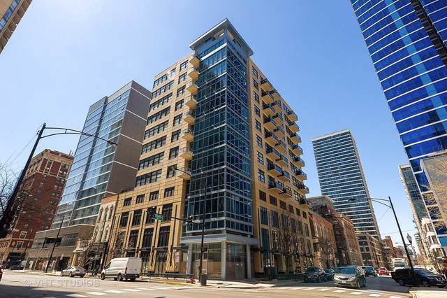 101 W Superior Street #906, Chicago, IL 60654 (MLS #10577970) :: Property Consultants Realty