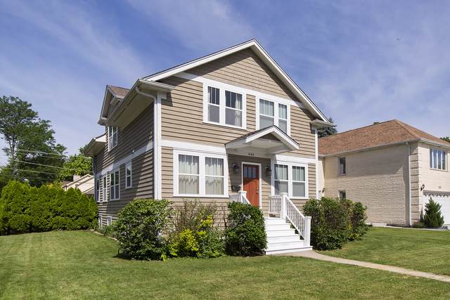 446 S Arlington Heights Road, Arlington Heights, IL 60005 (MLS #10577979) :: Touchstone Group