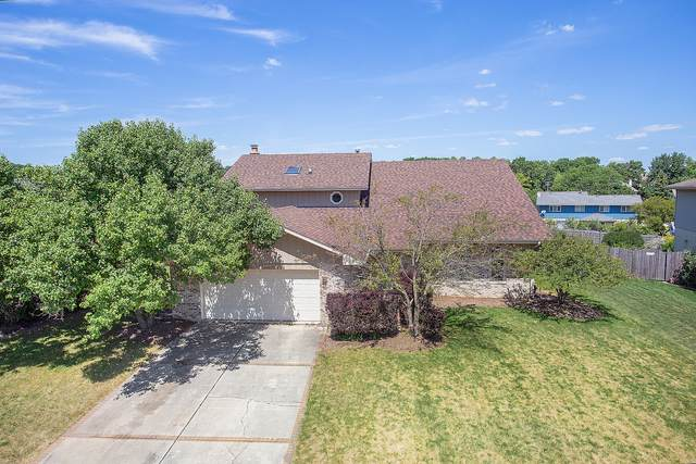 13556 S Shannon Drive, Homer Glen, IL 60491 (MLS #10577987) :: The Wexler Group at Keller Williams Preferred Realty