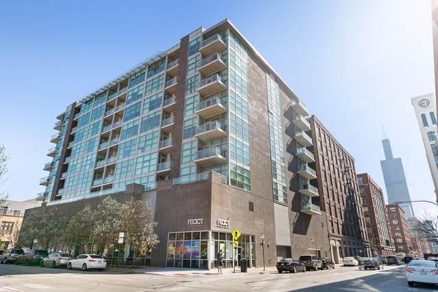 225 S Sangamon Street #402, Chicago, IL 60607 (MLS #10577996) :: Property Consultants Realty