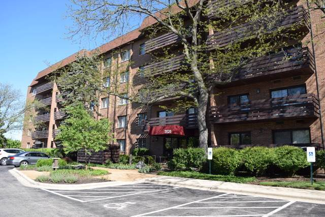 2020 Chestnut Avenue #406, Glenview, IL 60025 (MLS #10578027) :: Baz Realty Network   Keller Williams Elite