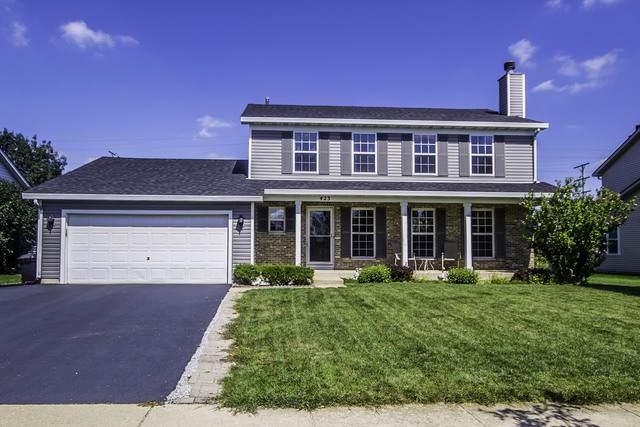423 Barnaby Drive, Oswego, IL 60543 (MLS #10578029) :: O'Neil Property Group