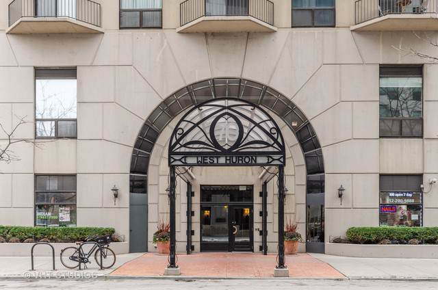 70 W Huron Street #2202, Chicago, IL 60654 (MLS #10578032) :: Property Consultants Realty