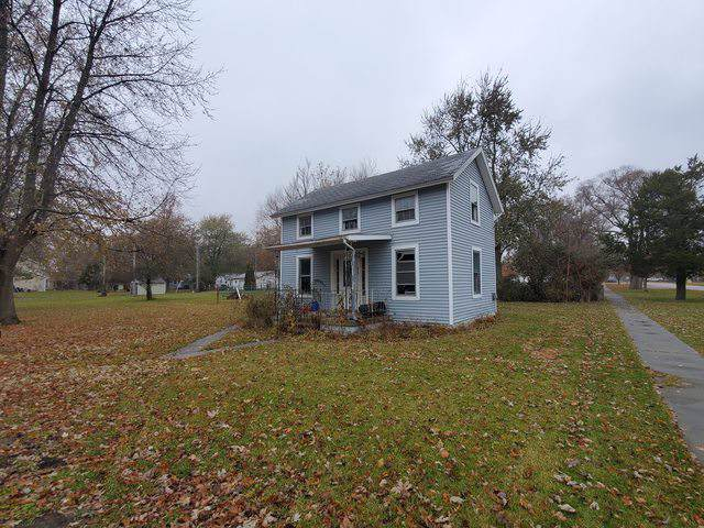 625 Hamilton Street, Chenoa, IL 61726 (MLS #10578096) :: The Wexler Group at Keller Williams Preferred Realty