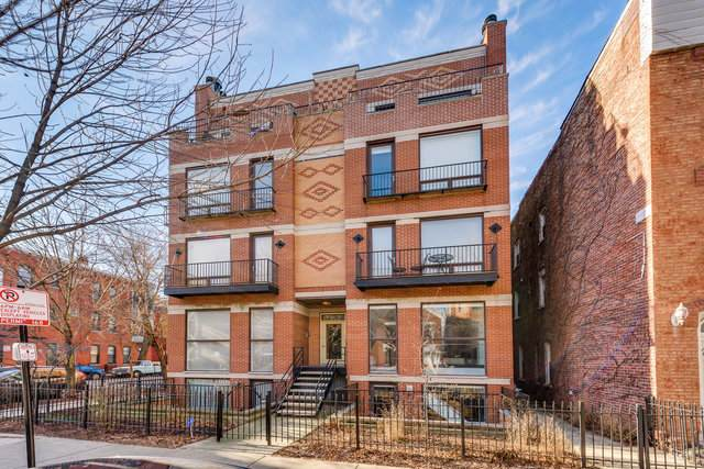 900 N Wood Street 3N, Chicago, IL 60622 (MLS #10578140) :: Touchstone Group