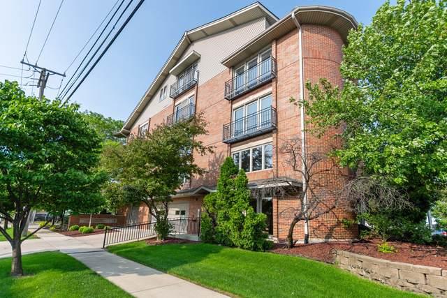 9201 S Kenton Avenue 2A, Oak Lawn, IL 60453 (MLS #10578145) :: The Wexler Group at Keller Williams Preferred Realty