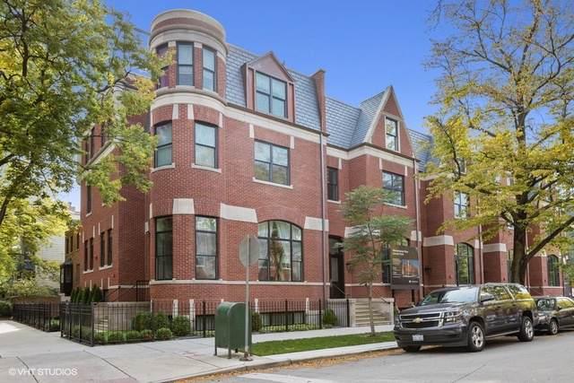 505 W Menomonee Street, Chicago, IL 60614 (MLS #10578229) :: Property Consultants Realty