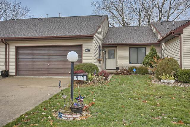 417 Clearwater Drive #417, Champaign, IL 61822 (MLS #10578247) :: Helen Oliveri Real Estate