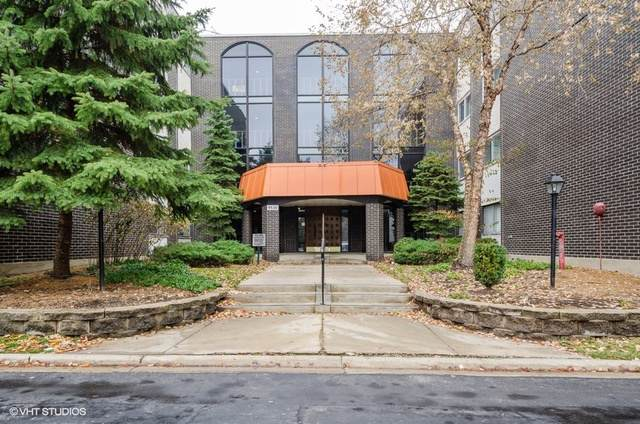 9530 Lamon Avenue #408, Skokie, IL 60077 (MLS #10578365) :: The Wexler Group at Keller Williams Preferred Realty