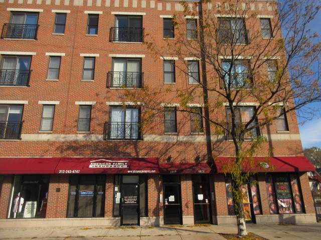 1021 S Western Avenue #4, Chicago, IL 60612 (MLS #10578404) :: Property Consultants Realty