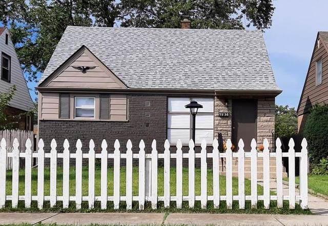 7536 Jarnecke Avenue, Hammond, IN 46324 (MLS #10578441) :: Ani Real Estate