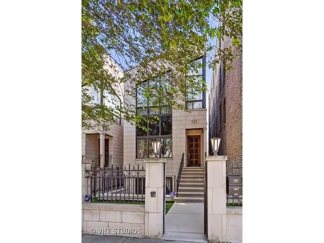 1479 W Erie Street, Chicago, IL 60642 (MLS #10578460) :: Ani Real Estate