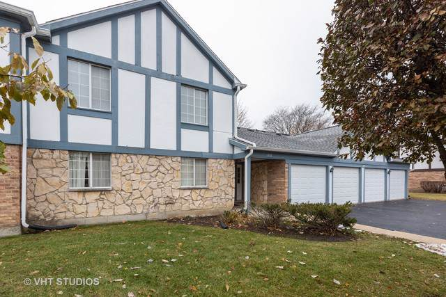 1236 Williamsport Drive #3, Westmont, IL 60559 (MLS #10578478) :: The Wexler Group at Keller Williams Preferred Realty