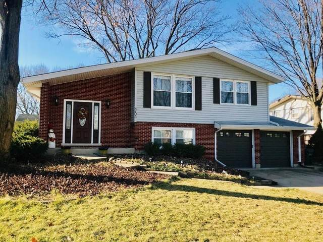 4703 Carr Street, Rolling Meadows, IL 60008 (MLS #10578554) :: John Lyons Real Estate