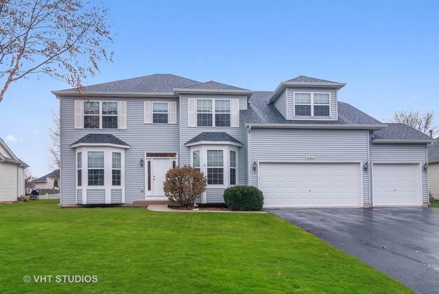 668 Yellowstone Lane, Yorkville, IL 60560 (MLS #10578616) :: O'Neil Property Group