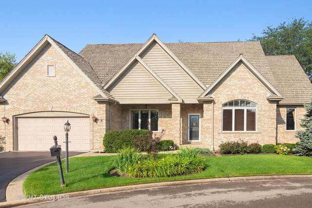 24 Kingsborough Cove, Inverness, IL 60010 (MLS #10578660) :: Touchstone Group