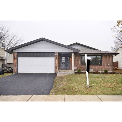 1843 Maple Avenue, Hanover Park, IL 60133 (MLS #10578699) :: Property Consultants Realty