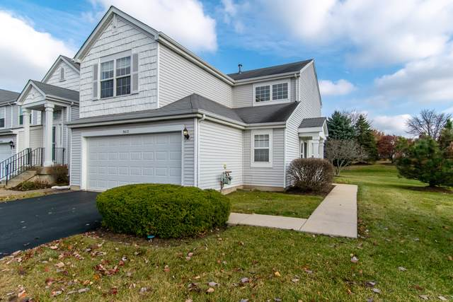 3612 Forest View Drive #3612, Joliet, IL 60431 (MLS #10578704) :: Berkshire Hathaway HomeServices Snyder Real Estate