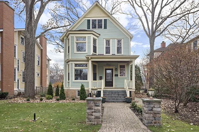 1241 Maple Avenue, Wilmette, IL 60091 (MLS #10578706) :: John Lyons Real Estate