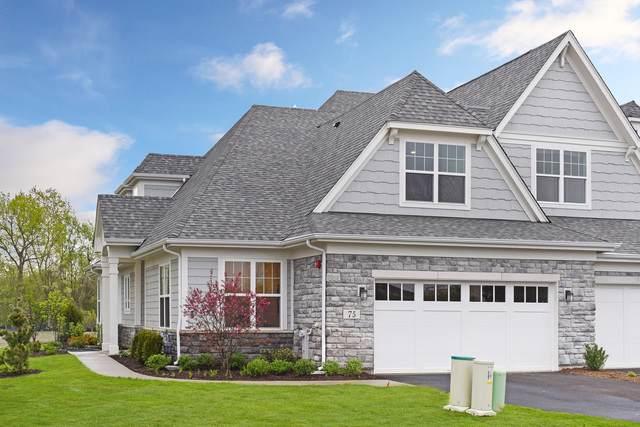 73 Woodland Trail #26, Lincolnshire, IL 60069 (MLS #10578708) :: Helen Oliveri Real Estate
