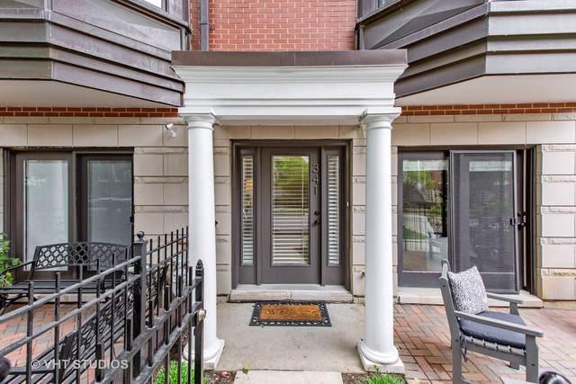 341 W Scott Street, Chicago, IL 60610 (MLS #10578737) :: John Lyons Real Estate